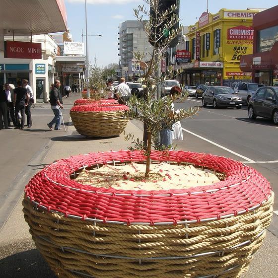 Tree Planter - Footscray
