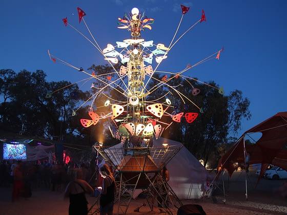 Susurrus - Maitreya Festival